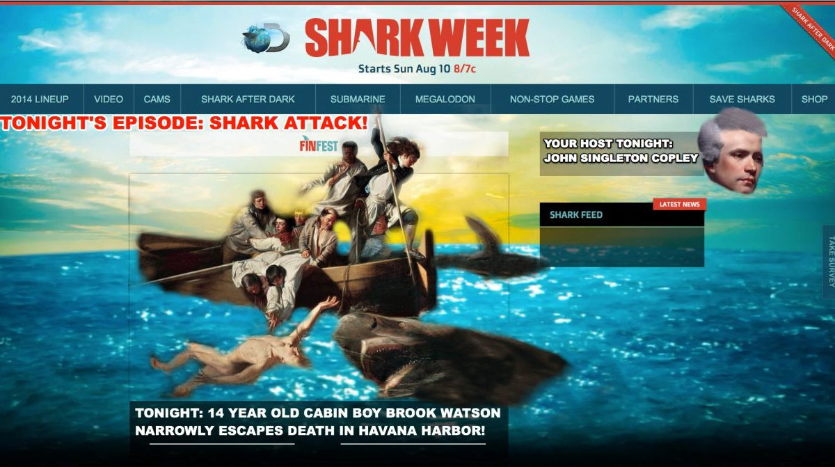 """Brook Watson Featured On """"Shark Week"""" – John Sapiro"""