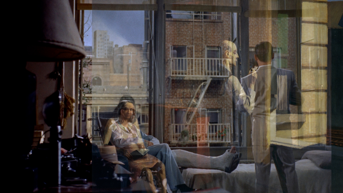 Edward Hopper in the Rear Window 2