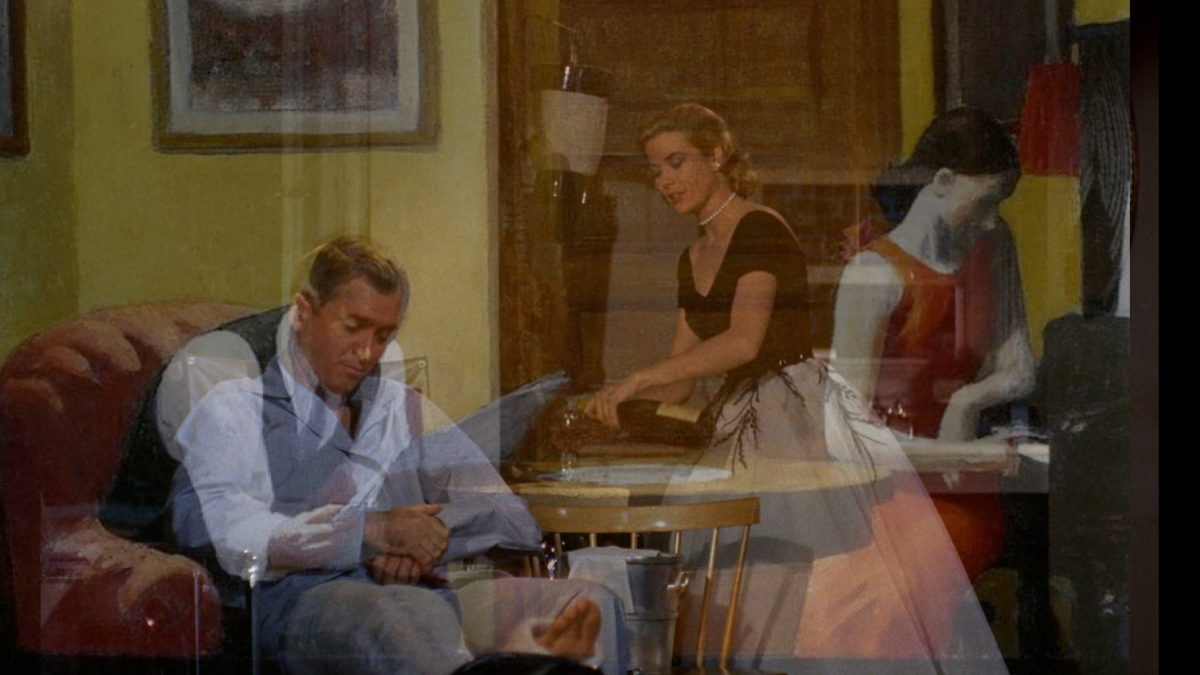 Edward Hopper in the Rear Window 3