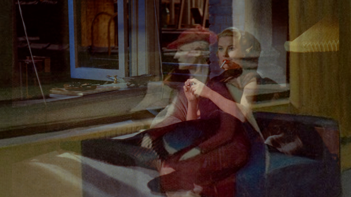 Edward Hopper in the Rear Window 4