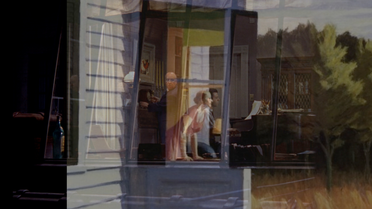 Edward Hopper in the Rear Window 5