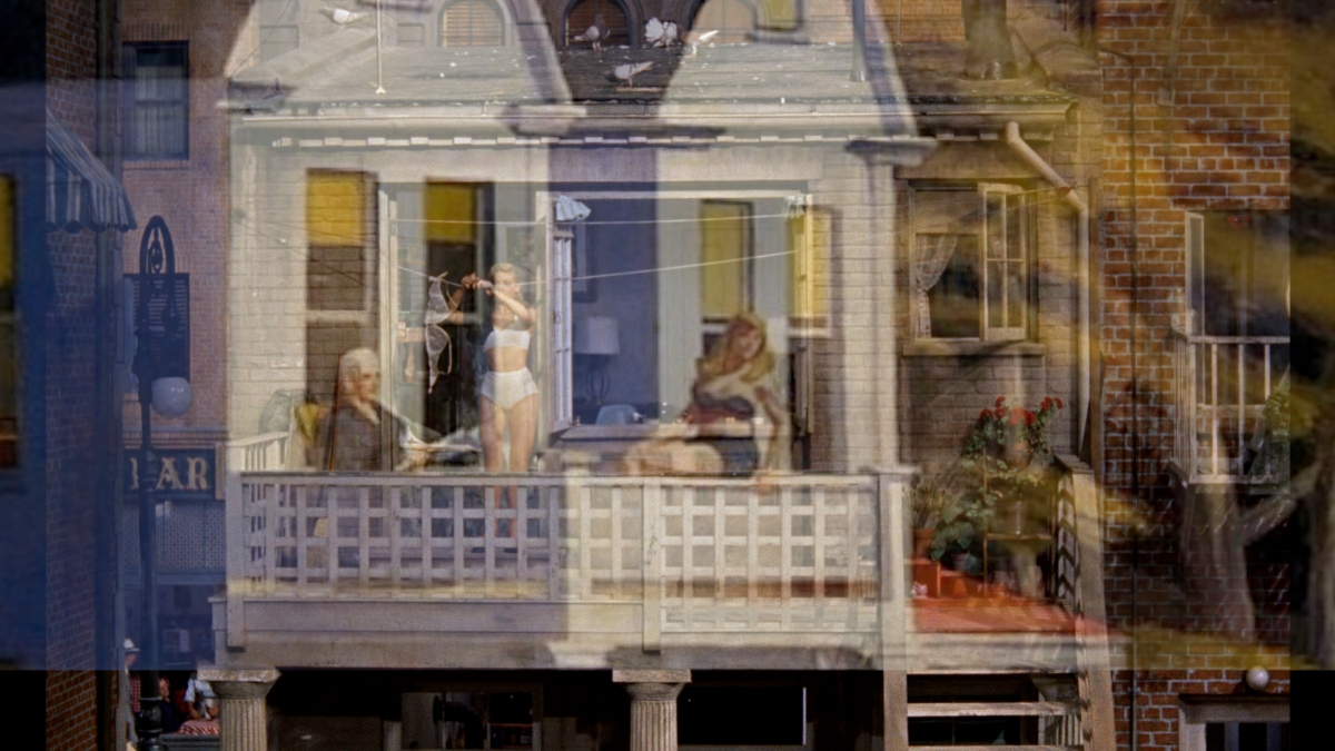 Edward Hopper in the Rear Window 6