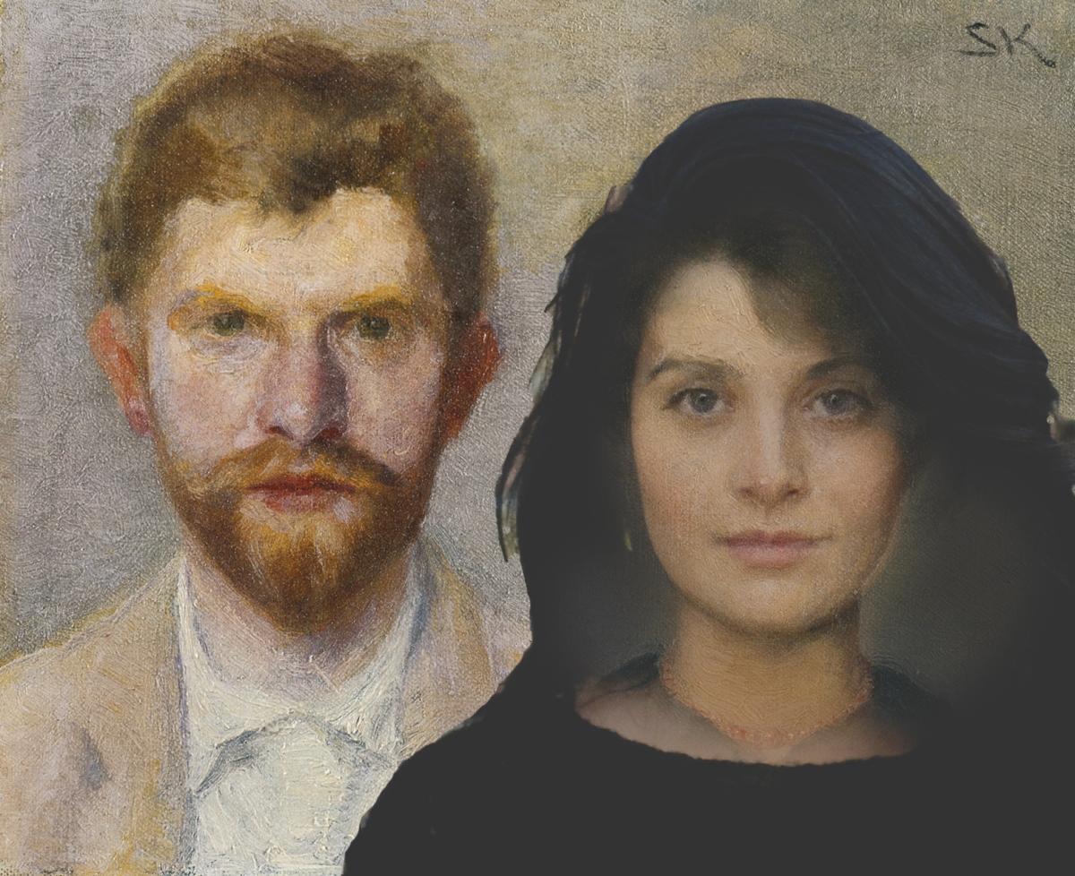 Portrait of a Married Couple Edit